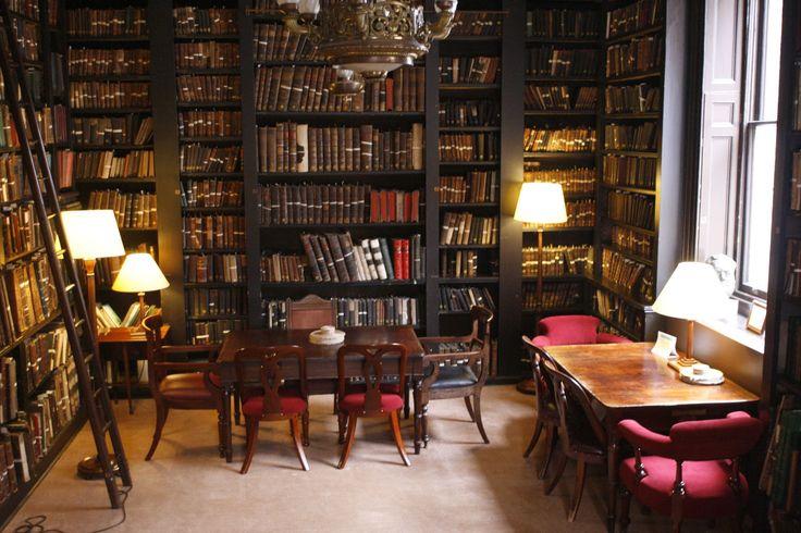 Dormez à la « Gladstone's Library », un concept hôtel-bibliothèque génial au Royaume-Uni