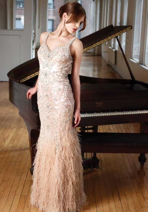 Trendy for 2013 Prom Dresses: 1920s inspired dresses! | Peaches Boutique
