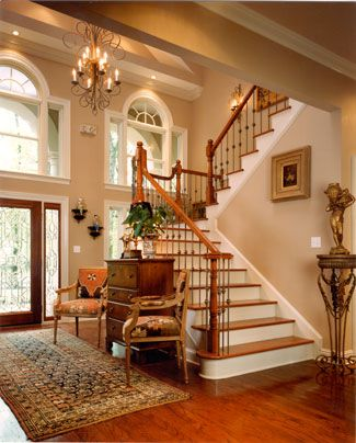 I must have a two story foyer in my home.. - Edweana