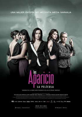 EL CINE EN TU CASA  : Las Aparicio (2016)