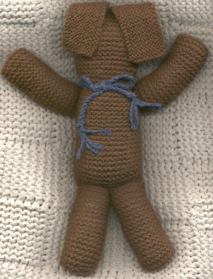 Knitting Stuffed Animals For Beginners : Best images about easy knitting projects on pinterest