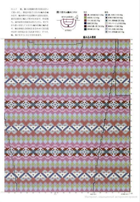Fair Isle Knitting. Обсуждение на LiveInternet - Российский Сервис Онлайн-Дневников