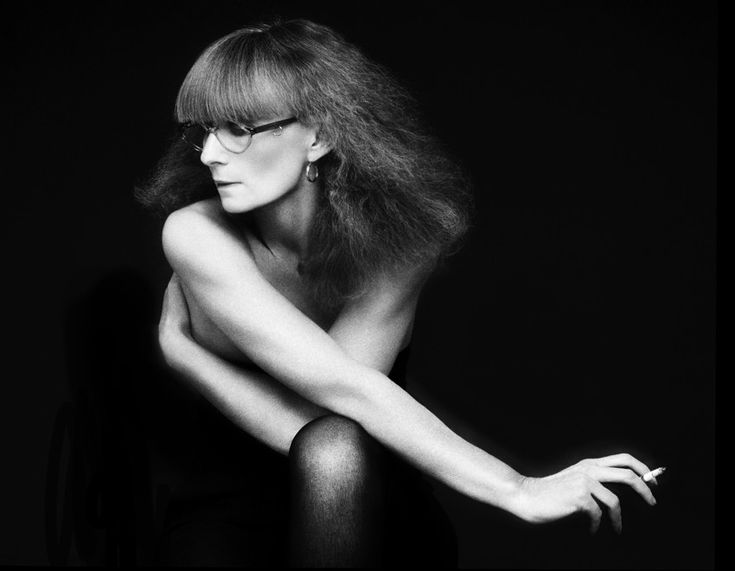 Sonia Rykiel by Dominique Issermann, 1980