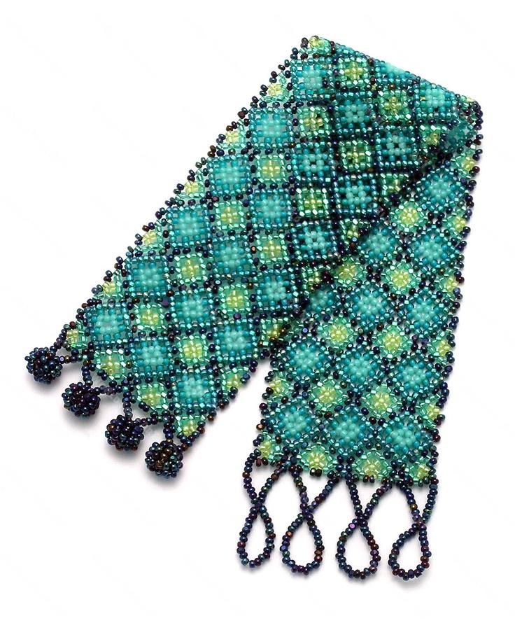 Huichol Beaded Bracelet