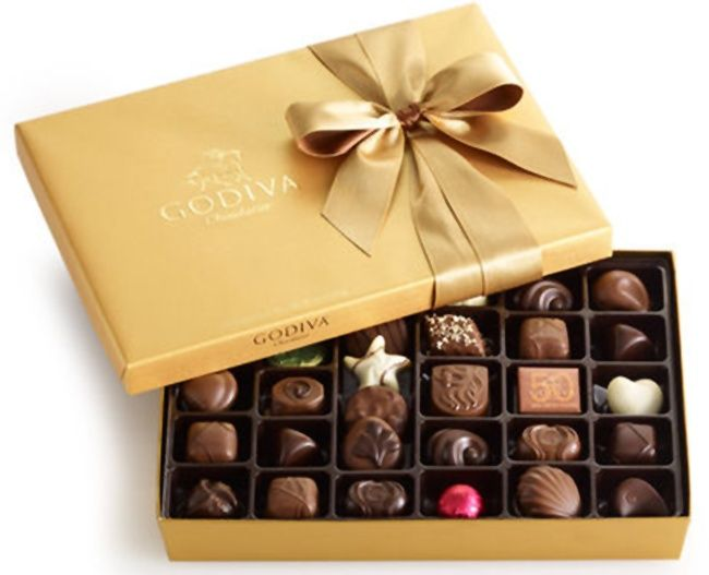 godiva chocolatier | godiva Candy Boxes - Bing Images