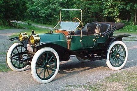 1920 Buick  Caleb's car: