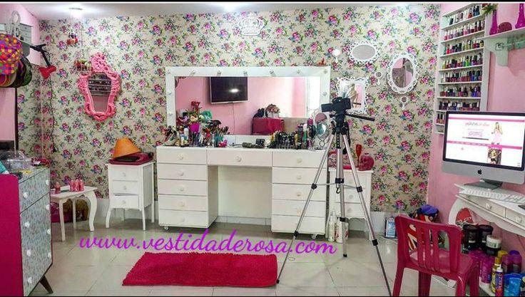 Visitem: www.vestidaderosa.com