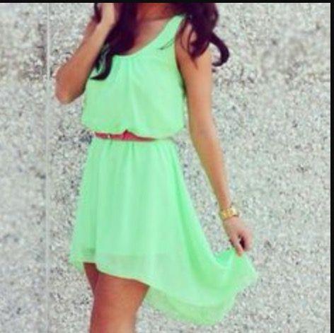 I love the bright color.