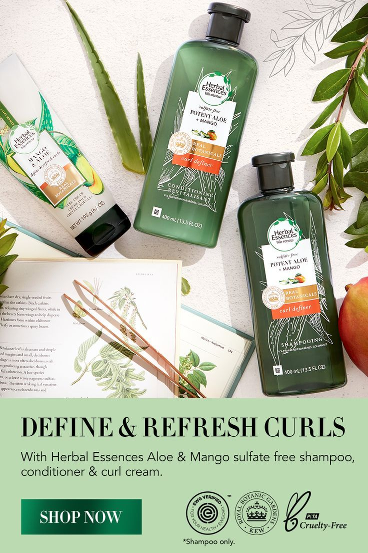 Discover the curl defining, in 2020 Herbal essences
