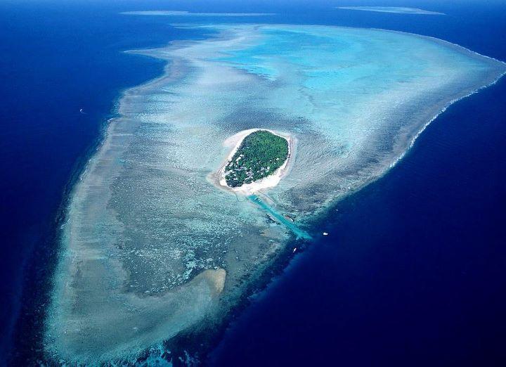 Spectacular Places: Heron Island in Queensland, Australia