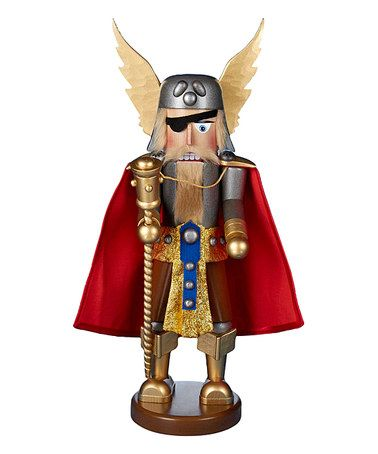 ! 21'' Viking Nutcracker Steinbach