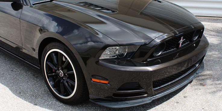 Black gloss metallic car wrapping on wholesale price Car
