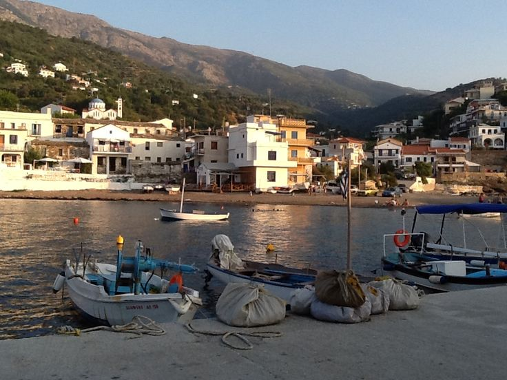 Greece Is Ikaria...Karvostamo's Marina