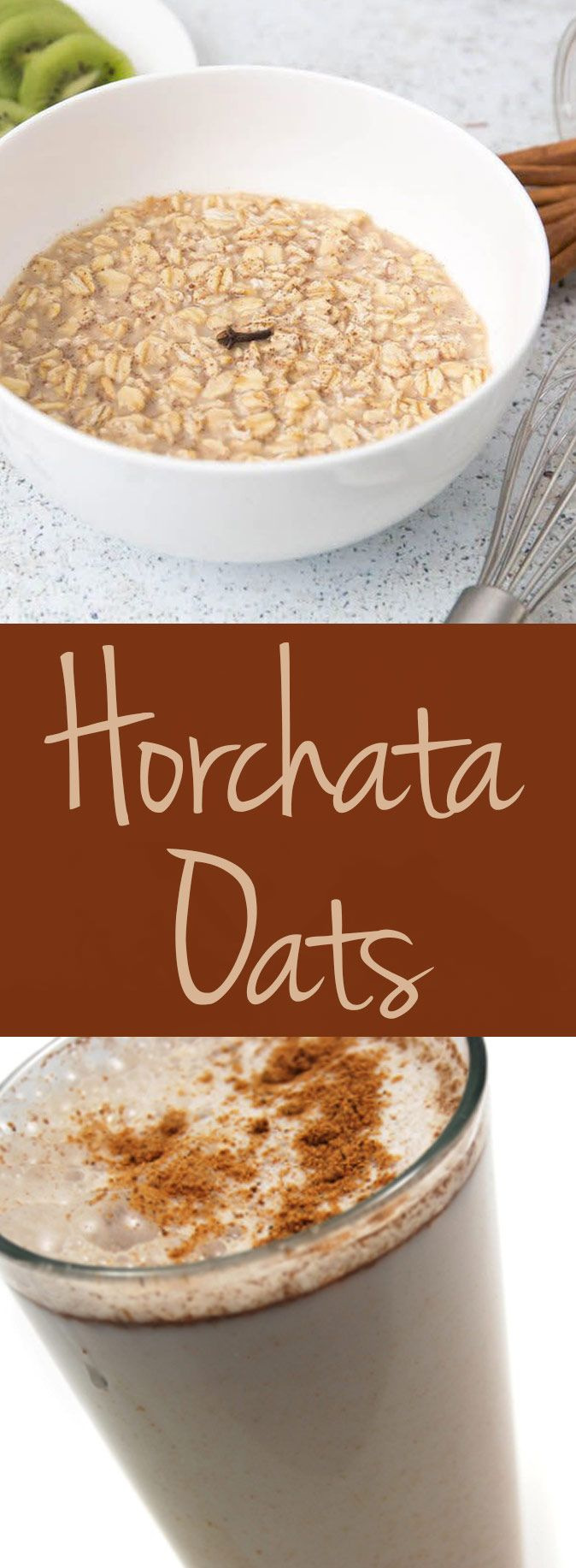 Horchata Overnight Oats can easily double as dessert, too.