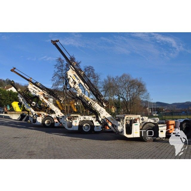 Baumaschinen für den Tunnelbau http://www.ito-germany.de/kaufen/baumaschinen  GHH Mine Master Bohrwagen. #Sandvik #Tamrock #Mining #Equipment #Minera #Tunneling #Bergbau #schweit #Baugeräte  #Images #boartlongyear #Atlascopco @itogermany  #sandvik #minera #coalmining #coal #gold #peru #chile #canada #heavyequipment #excavator #drillrig #tamrock #turkey #tunnel #hydropower