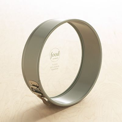 Food Network Glass Bottom Springform Pan