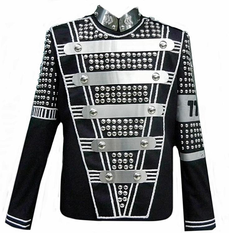 50 Best Celebrity Italy Michael Jackson Military Jackets