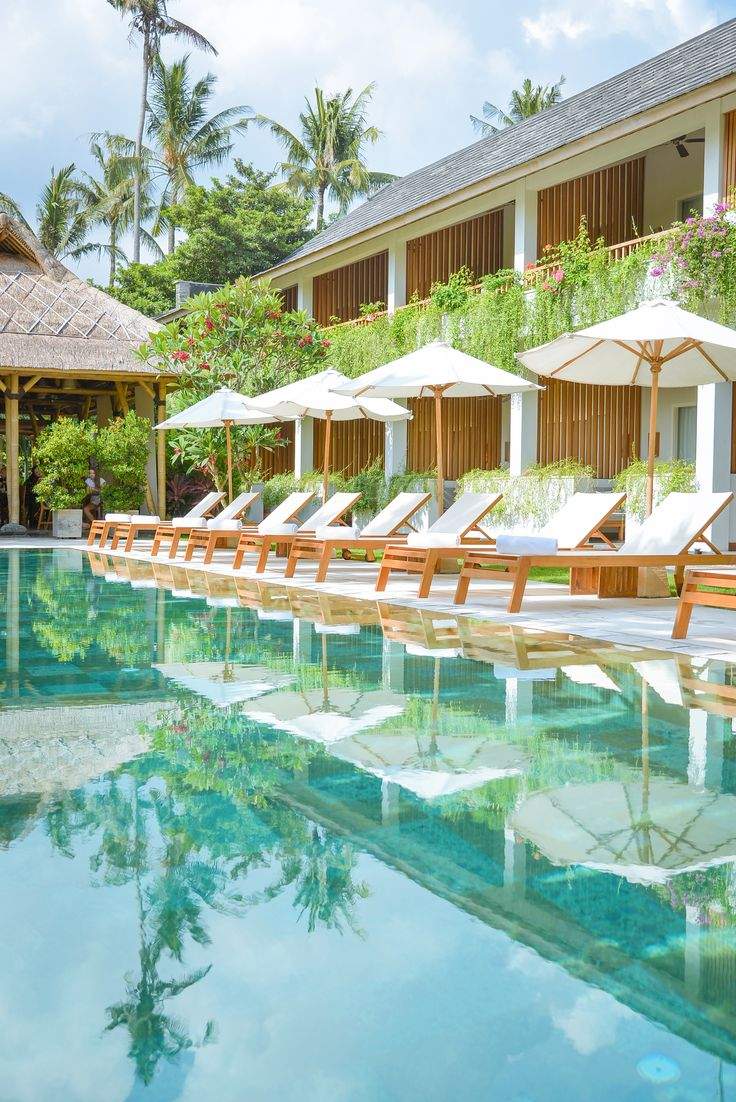 The Open House Bali - swimming pool
