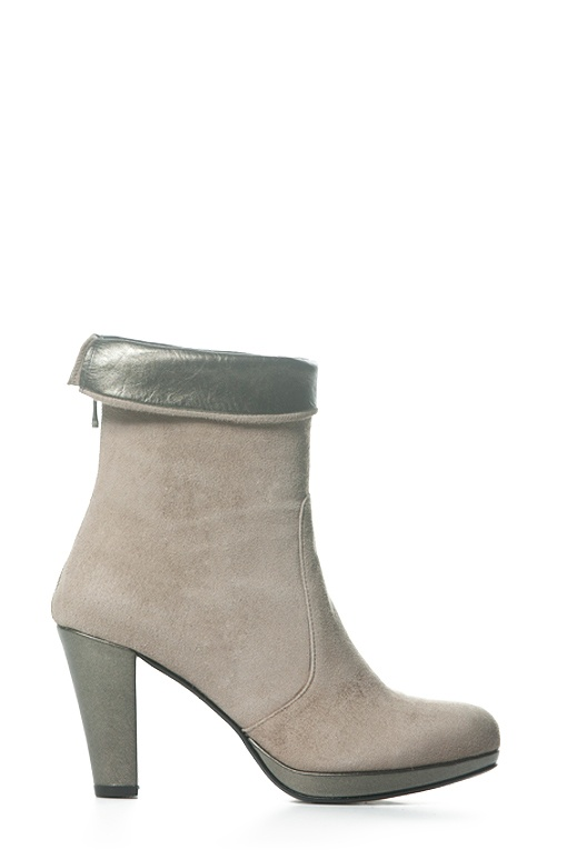 Boot Short City Taupe/Bronze by Colette Sol