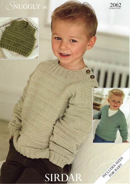 Another nice boy sweater. They are not easy to find.