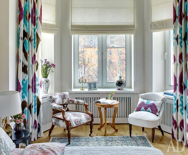 Квартира декоратора в Москве, 61 м²