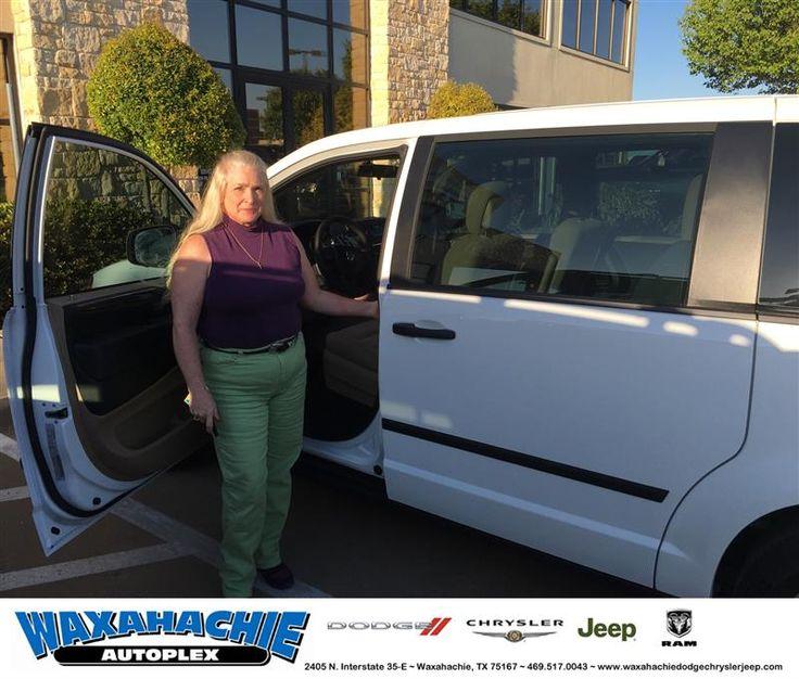 Happy Anniversary to Pamela on your #Dodge #Grand Caravan from Jr Sanchez at Waxahachie Dodge Chrysler Jeep!  https://deliverymaxx.com/DealerReviews.aspx?DealerCode=F068  #Anniversary #WaxahachieDodgeChryslerJeep