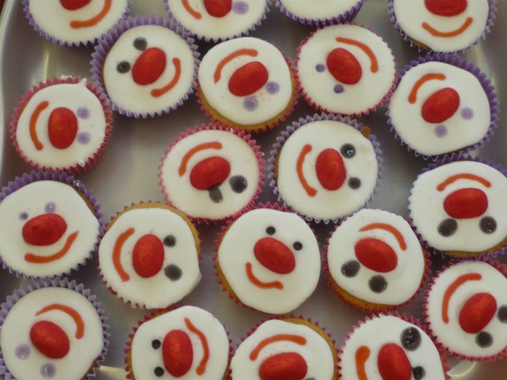 Cakes for Red Nose Day