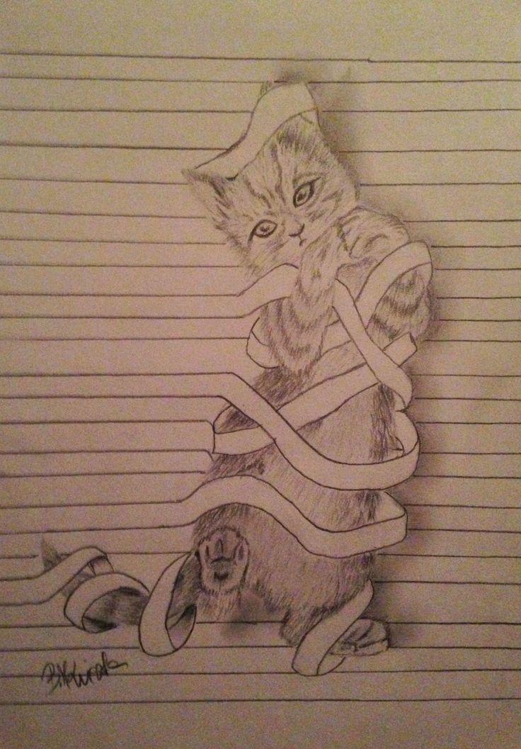 Bicskei Krisztina rajza
