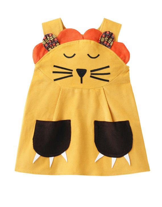 le ragazze vestono bambino vestito costume di wildthingsdresses