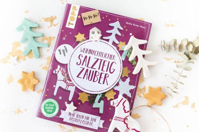 Salzteig Buch Weihnachtlicher Salzteig Zauber Diy