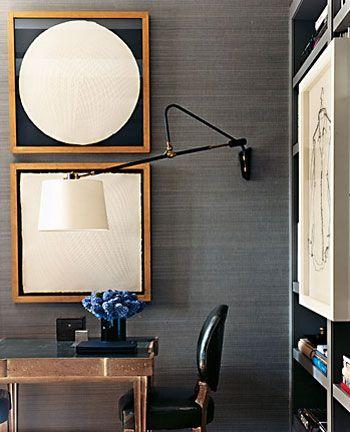 Francisco Costa's Fashionable Midtown Apartment — T Style Magazine 9.7.08