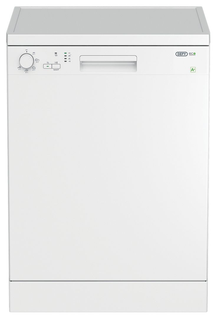 DEFY DDW175 5PROG WHITE D/WASHER     *B*A ENERGY RATING15LT WATER CONSUMPTION12…