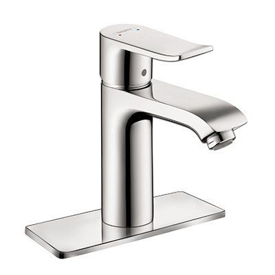 Image Gallery For Website Bathroom Faucets DIY Hansgrohe Metris Lavatory Faucet Chrome Finish More info could be