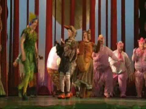 MUSICAL: Shrek the Musical  SONG: Freak Flag  COMPOSER: Jeanine Tesori & David Lindsay-Abaire