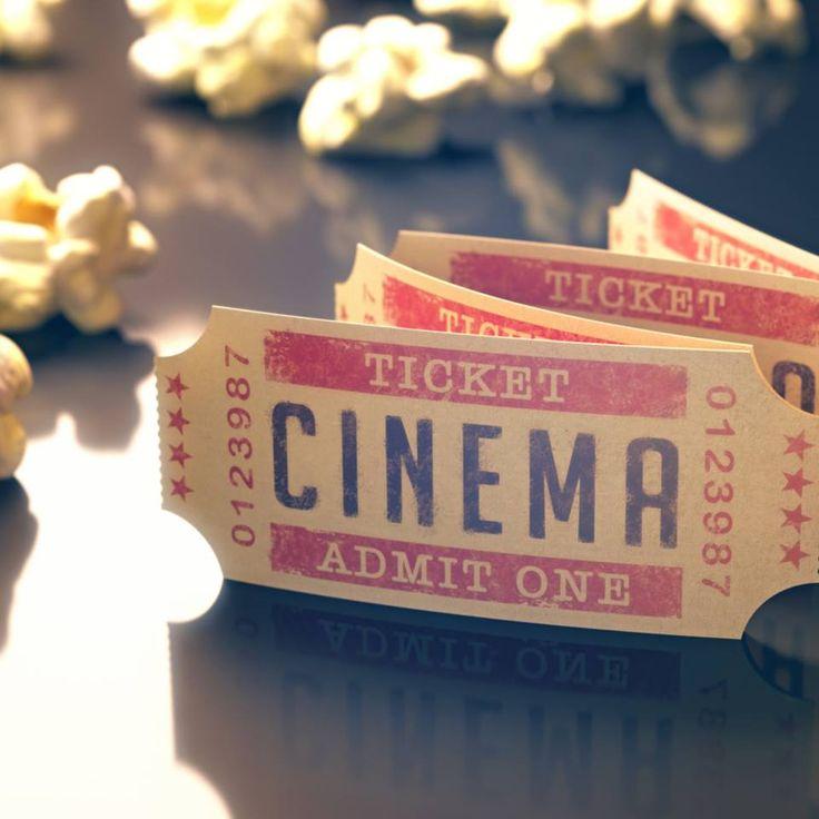 There is no movie experience without popcorn! Patlamış mısır olmadan sinema keyfi olmaz!