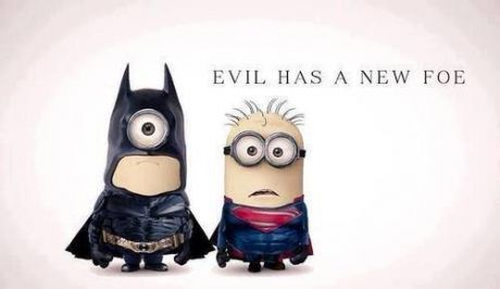 Minion super heroes