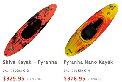 Colorado Kayak Supply - 2014 Pyranha Kayaks On Sale - http://www.paddleguide.com/forums/showthread.php?22126-Colorado-Kayak-Supply-2014-Pyranha-Kayaks-On-Sale