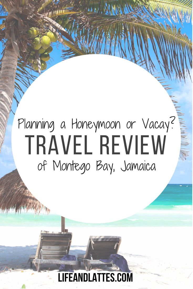 Summer is just around the corner! If you are in the process of planning your honeymoon or next vacation, you definitely need to consider Montego Bay, Jamaica...why? Click to find out. :) Life & Lattes | Travels | Newlyweds | Summer Weather