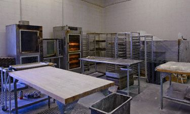 Tips for baking in rented commercial kitchen spaces/ some requirements needed to start up a professional kitchen