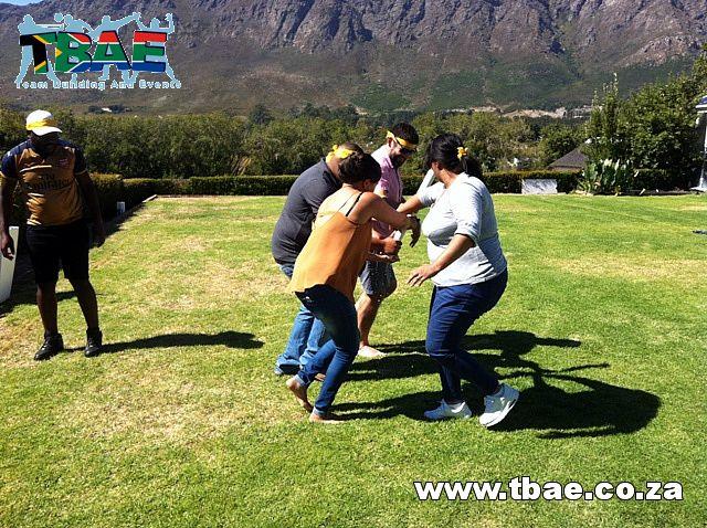 Time Management Team Building Cape Town