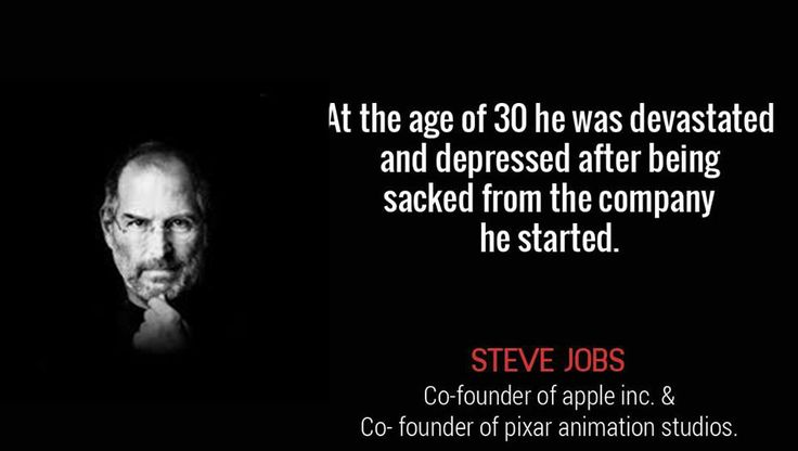Failure Stories of Top Successful people : Here are world's well-known people who had failed, but kept pressing on until they became successful.