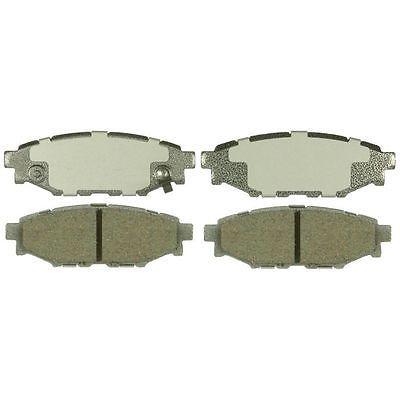 Disc Brake Pad-oe Ceramic Brake Pad Rear Duralast Gold By Autozone Dg1114 #car #truck #parts #brakes #brake #pads #shoes #dg1114
