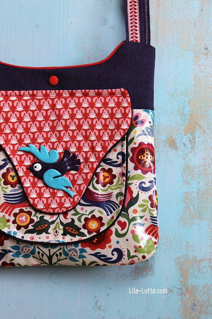 123 besten Nähen Taschen Bilder auf Pinterest   Taschen nähen ...