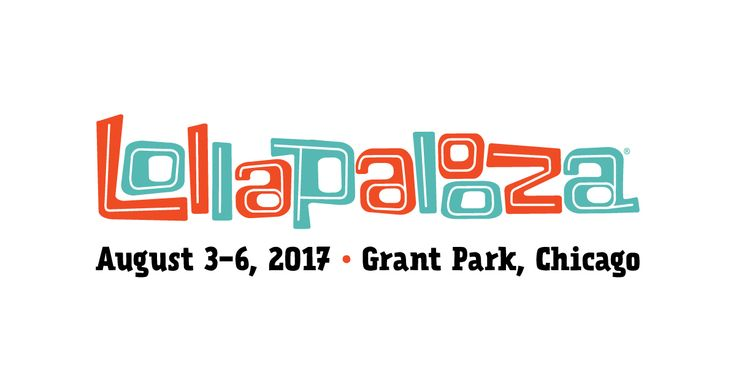Lollapalooza is a 4-Day music festival happening Aug. 3-6, 2017 at historic Grant Park in Chicago, Illinois, USA.