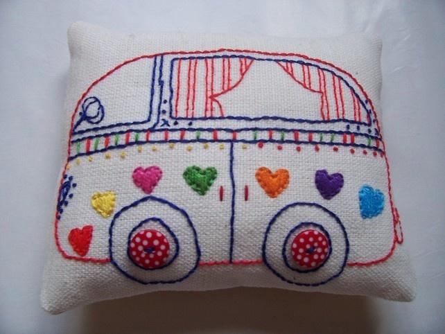 Super cute embroidery