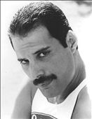 Freddy Mercury. The leader of a great band.