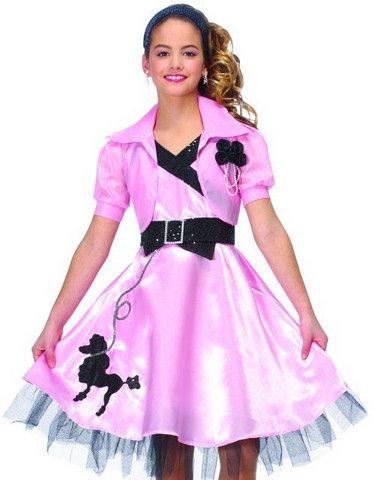 Hop Diva Girl's Costume