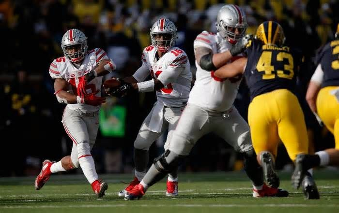 Michigan Vs. Ohio State Ticket Price Rises 28% While Other Rivalry Games Fall #michigan #state #ticket #price #rises #while #other #rivalry…