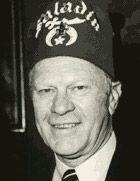 Gerald Ford, Shriners, masonic, freemasons, freemason, freemasonry