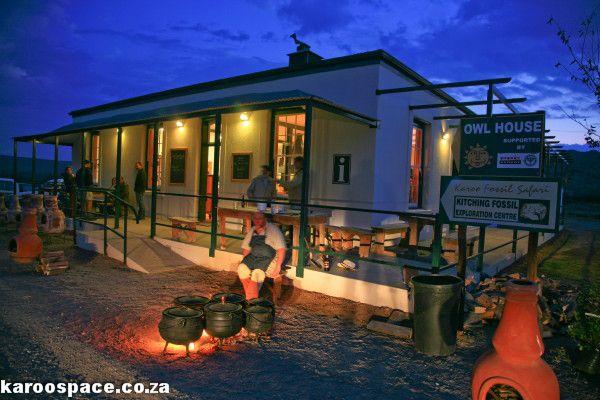 Fifteen Feasts in the Karoo